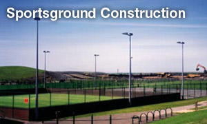 Sportsground Construction