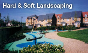 Hard & Soft Landscaping